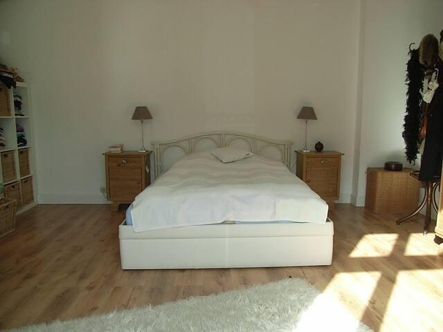 Helle Wohnung in zentraler Lage - Bayreuth - Lägenhet