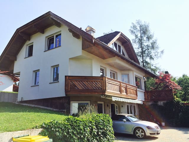 Cosy apartment, quiet area of Bled - Bled - Hus