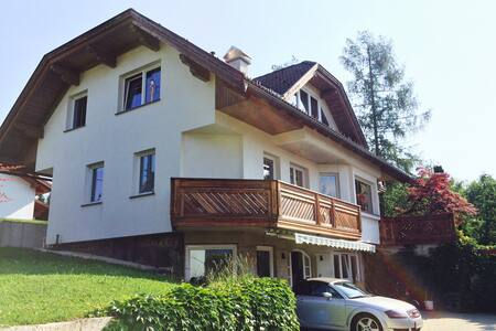Cosy apartment, quiet area of Bled - Bled