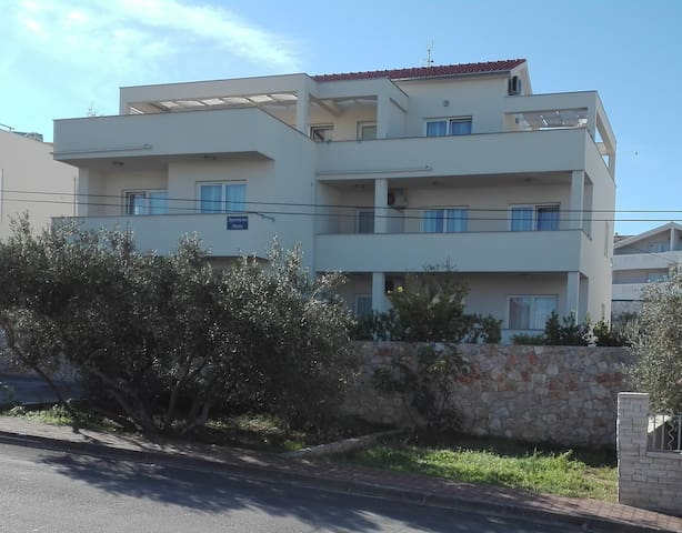 Apartments Marti- No. 4 - one bedroom with terrace