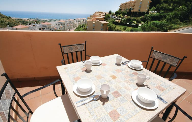 Holiday apartment with 2 bedrooms on 100m² in Mijas Costa