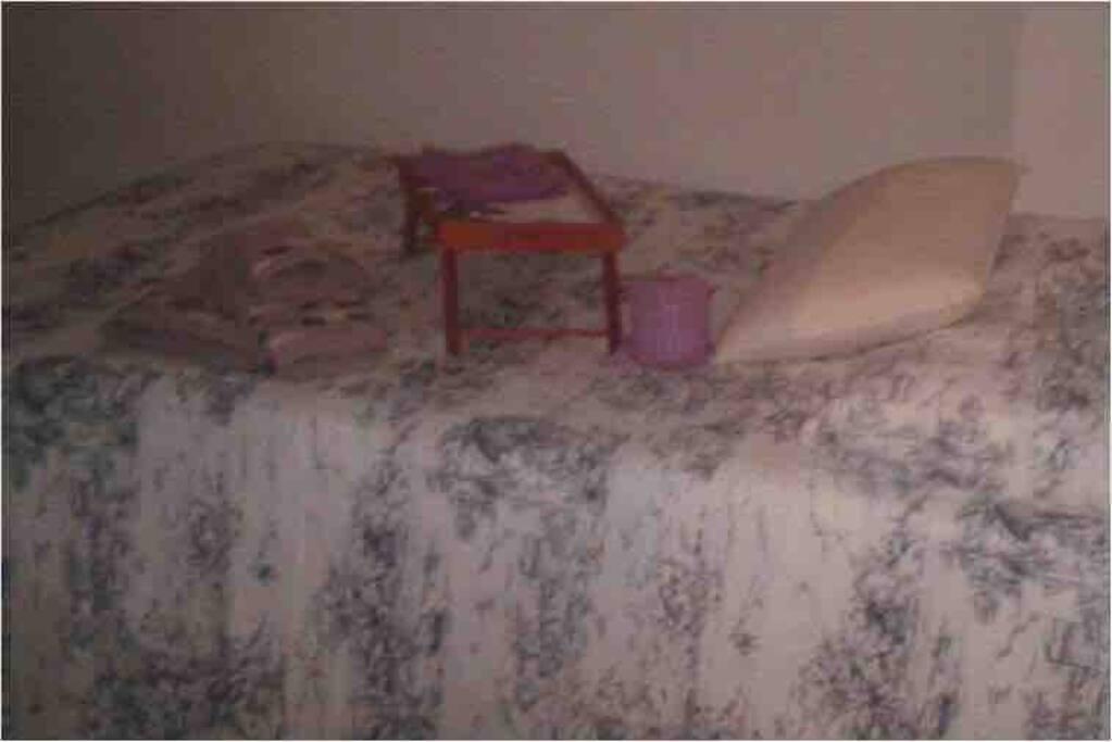 Dormitório Principal!