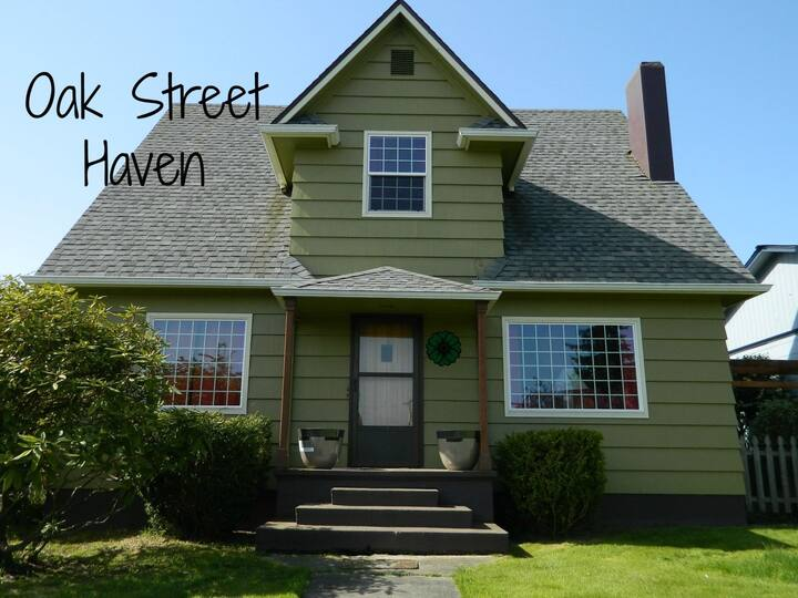 Great Family Vacation Home in Port Angeles; Oak Street Haven