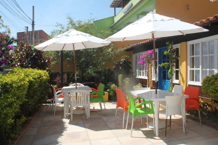Casa charmosa e aconchegante em Arraial do Cabo-RJ