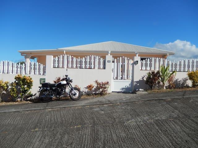 Villa Katjean et sa terrasse
