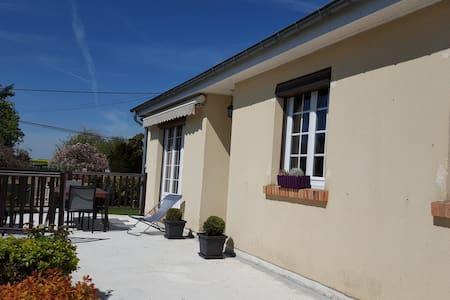 Maison confortable avec jardin - Hectomare - Rumah