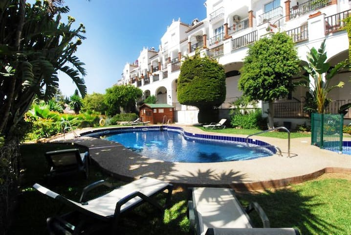 Mijas apartment, great for tennis