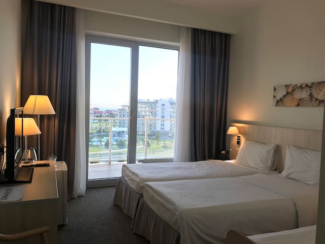 Double room nearby Sochi and Olympic Parks!