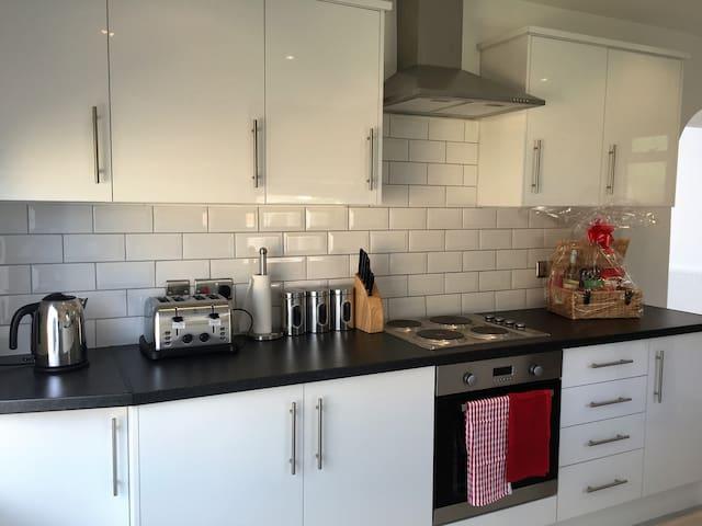 """PERFECT HOME in the Heart of Borehamwood"" - Borehamwood - Bed & Breakfast"