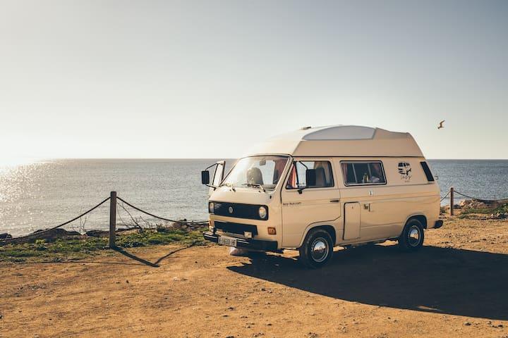 VW T3 Camper Van - Lazy Bus Mallorca - La Señora