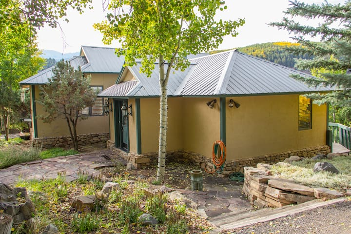 Sunny Mountain-Side Home