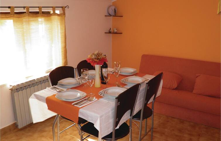 Holiday apartment with 2 bedrooms on 49 m² in Porec