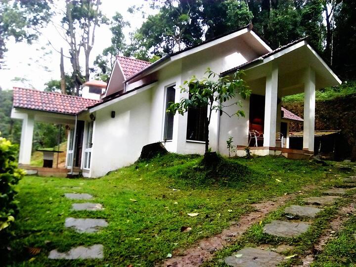 Hill & Garden View Private Two Bedroom Villa