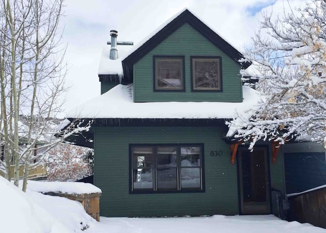Entire Ski Home Right Off Town Lift - Park City - Casa