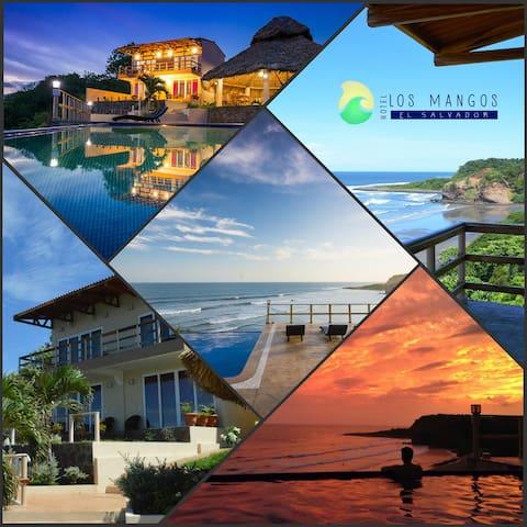 Hotel Los Mangos, Punta Mango, El Salvador