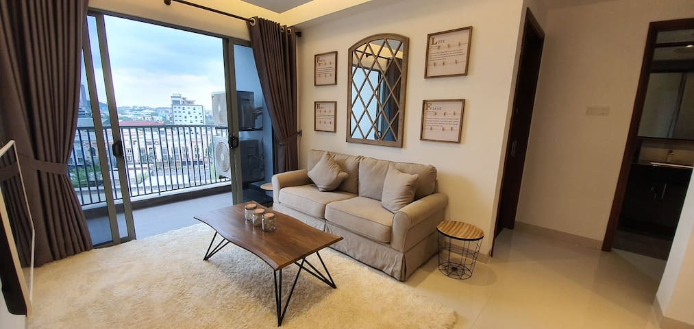 2 bedrooms cityview apt at harbourbay residences