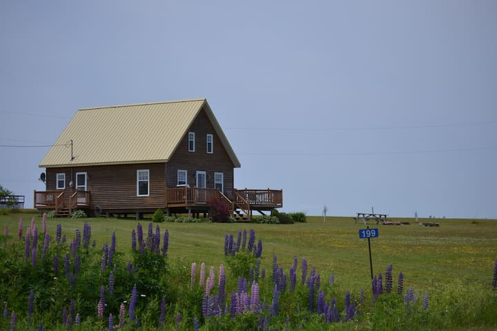 A Cottage @Malpeque - Kensington - Srub