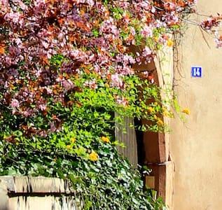 Maisonnette au cœur d'un village viticole - Andlau - Дом