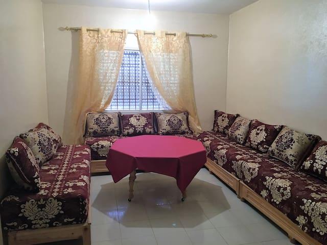 jardin de moulouya - Saïdia - Wohnung