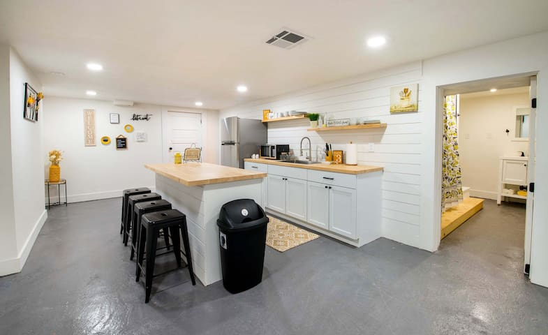 Brand New Private Basement Apartment next to UTEP.