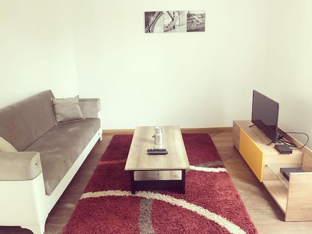 Cosy 3 bedrooms apartment by the gates of Paris N2