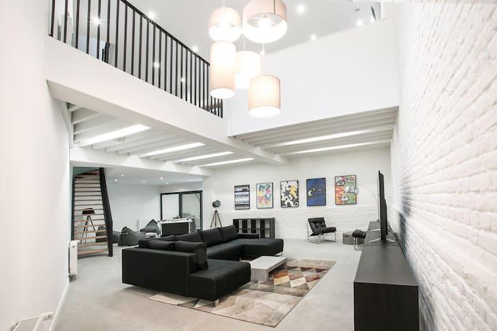 NOCNOC -La Villa Cachée-Maison d'archi hypercentre
