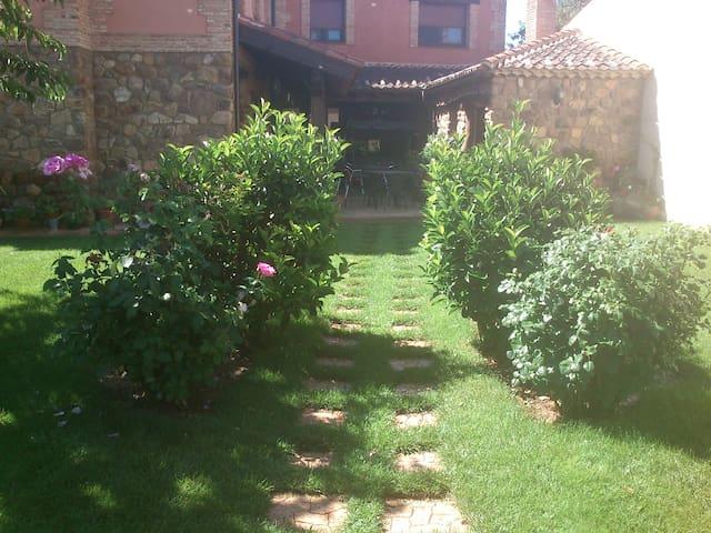 CASA RURAL EL LABRIEGO - Corral de Ayllón Segovia - Casa