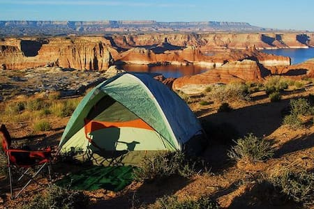 Camping Equipment- Southern Utah - Toquerville
