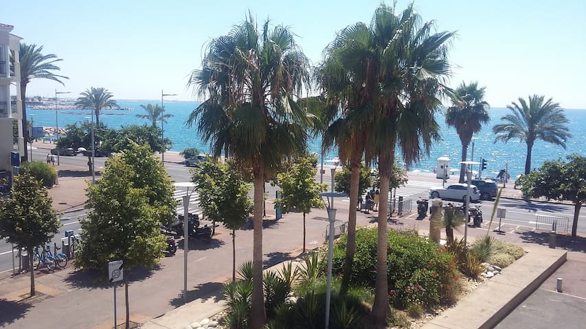 Seaside apartment - Cagnes-sur-Mer - Apartment