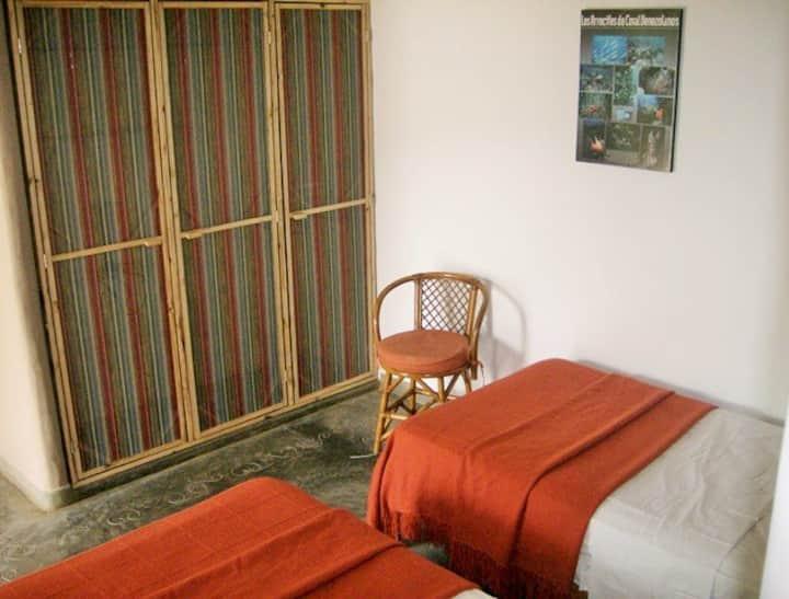 Habitación ideal para viajero
