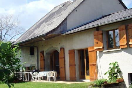 Maison entre Annecy et Aix les Bains - Vallières - Casa