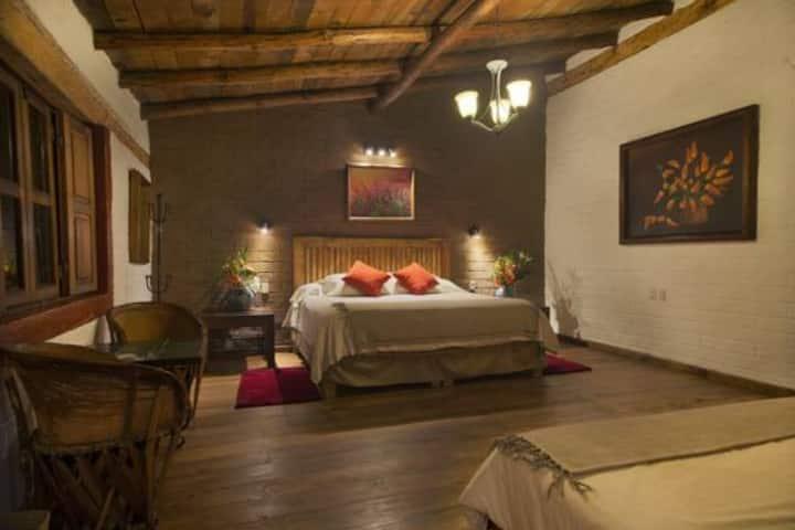 En el Corazon de Tapalpa, Hotel casa de Maty JrS