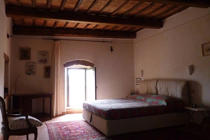 Typical apartment in the historic center - Pitigliano - Byt