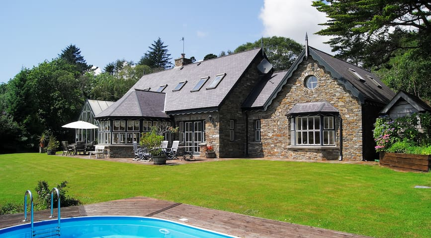 Seal Cottage - Country cork - Talo