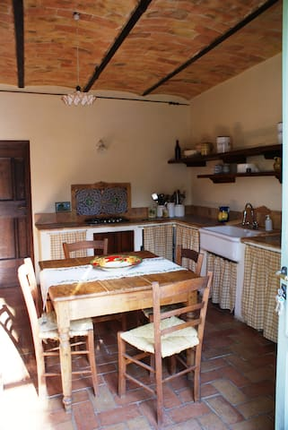 Cosy apartment  DeQuDa countryhouse - Mosciano Sant'Angelo - House