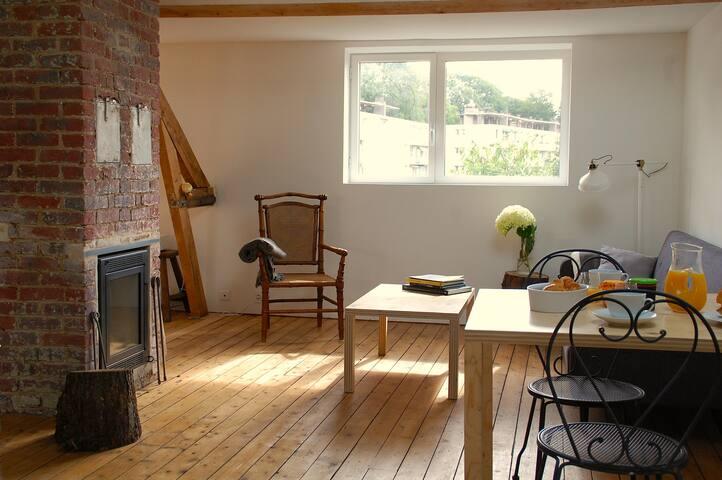 Appartement d'Architecte - Rouen - Loft