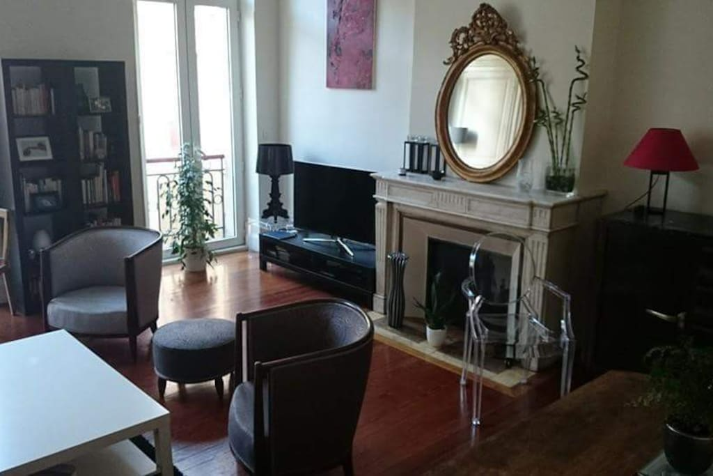 T2 charme quartier chartrons apartments for rent in for T2 bordeaux