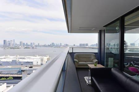 Amazing Tokyo bay view ! - 港区
