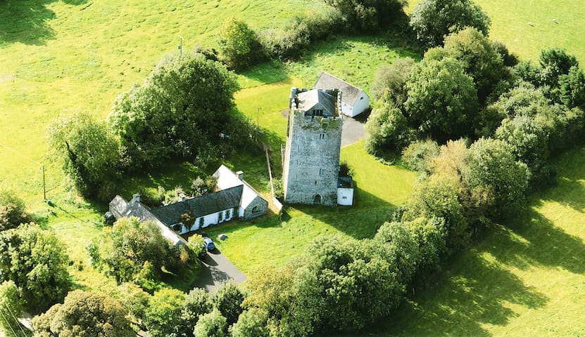 16th Century Medieval Towerhouse - Cuffesgrange