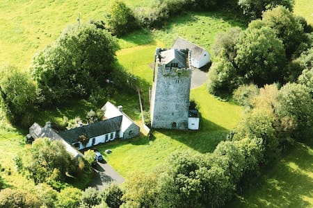 16th Century Medieval Towerhouse - Cuffesgrange - Slot