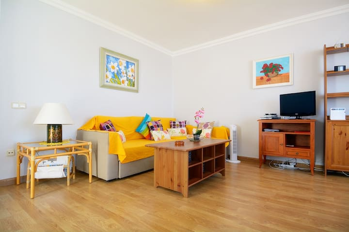 Playa Blanca Holiday Apartment - Platja Blanca - Pis