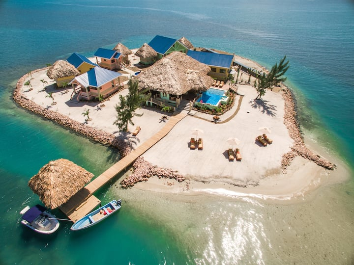 AMAZING PRIVATE ISLAND RENTAL - AS SEEN ON HGTV