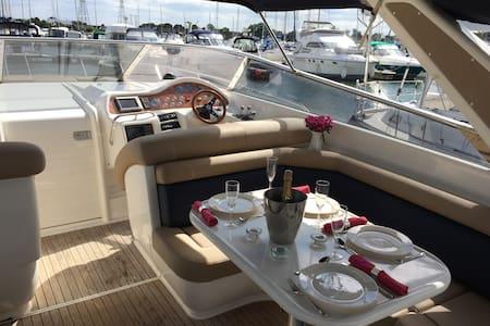 Sunseeker Carmargue 46 - Bucklers Hard Marina, Brokenhurst - Båt