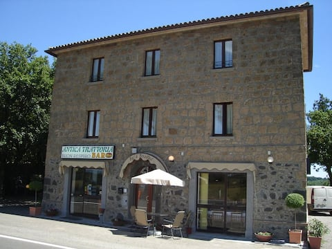 Accommodation in Orvieto with pool