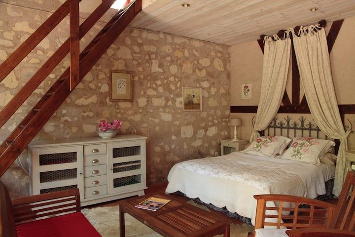 chambre Montesquiou la chouanniere