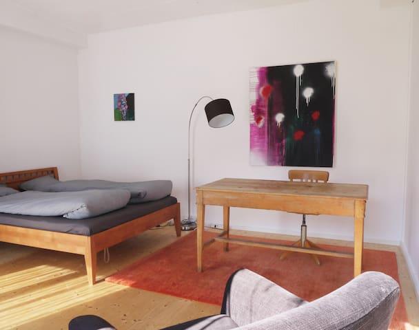 Gartenhaus 집 렌트합니다. - Zürich - Huis