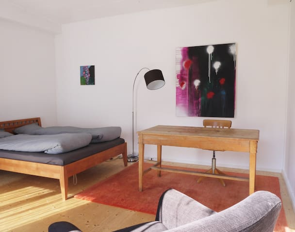 Gartenhaus 집 렌트합니다. - Zürich - Haus