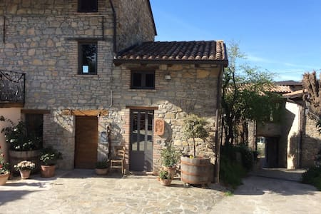 Small Rustic Stone Cottage - Plasencia