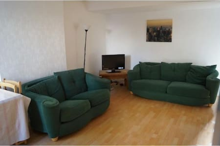 4 Dble bed house. Near town & beach - Bournemouth - Huis