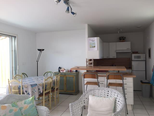 Maison 8 pers à 20 m de la plage - Lège-Cap-Ferret - Casa